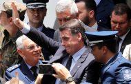 Bolsonaro afirma que acabará com a intervenção federal no Rio