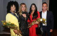 Márcia Pinheiro prestigia o Miss Cuiabá 2019 e vê a estudante Hiurika Pinheiro se tornar a Miss dos 300 anos