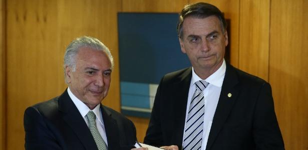Governo Temer sugere a Bolsonaro PEC da Previdência até 15 de janeiro