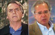 Bolsonaro diz ver com 'desconfiança' ideia de Guedes para a Previdência