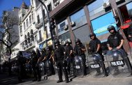 Buenos Aires é blindada para o G20