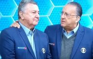 Aos prantos, Arnaldo Cezar Coelho se despede da Rede Globo