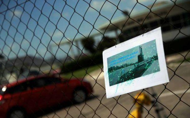 Argentina diz não ter recursos para retirar submarino do fundo do mar
