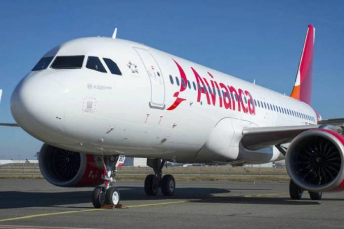 Avianca entra com pedido de recuperação judicial