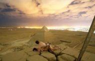 Vídeo de casal fazendo sexo no alto de uma pirâmide causa escândalo no Egito
