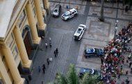 Tiros na catedral: um recluso decidido a destroçar vidas em Campinas