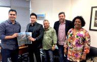Pinheiro vai ao MP para fortalecer parceria para recuperar saúde em Cuiabá