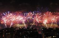 Às vésperas do Réveillon, prefeitura proíbe fogos com barulho no Rio