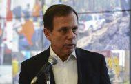 Doria diz a Moro que estados precisam de recursos para a segurança