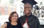 Imigrante haitiana cega que sobreviveu a '2 terremotos' é aprovada na OAB, quer se naturalizar brasileira e virar juíza