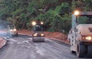 Trecho crítico não pavimentado na BR-163/PA recebe primeiras camadas de pavimento