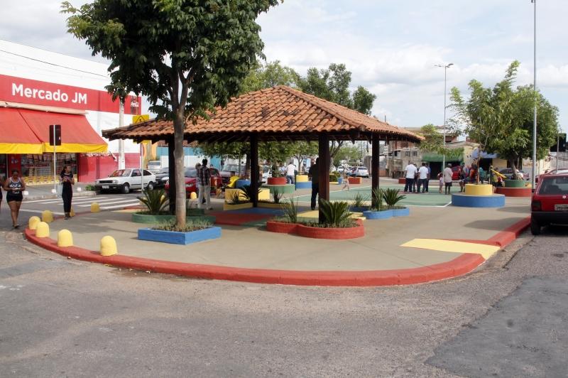 Prefeitura humaniza espaços no bairro Campo Velho