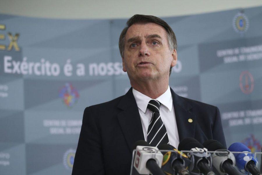 Bolsonaro será diplomado hoje pelo TSE