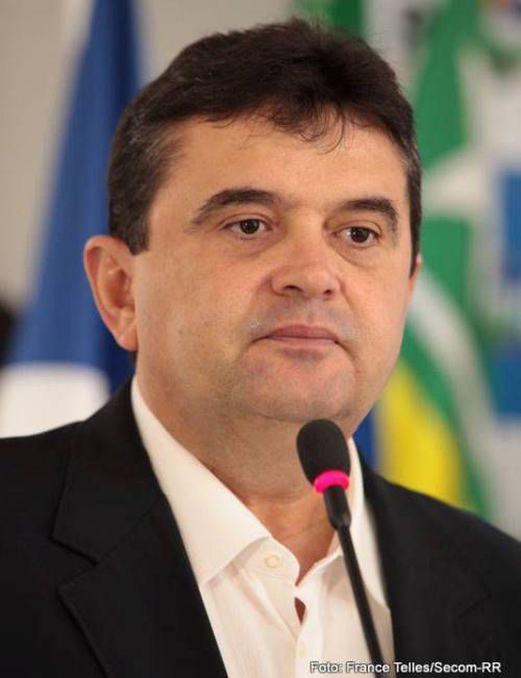 Corpo do ex-governador de Roraima Anchieta Júnior será enterrado hoje