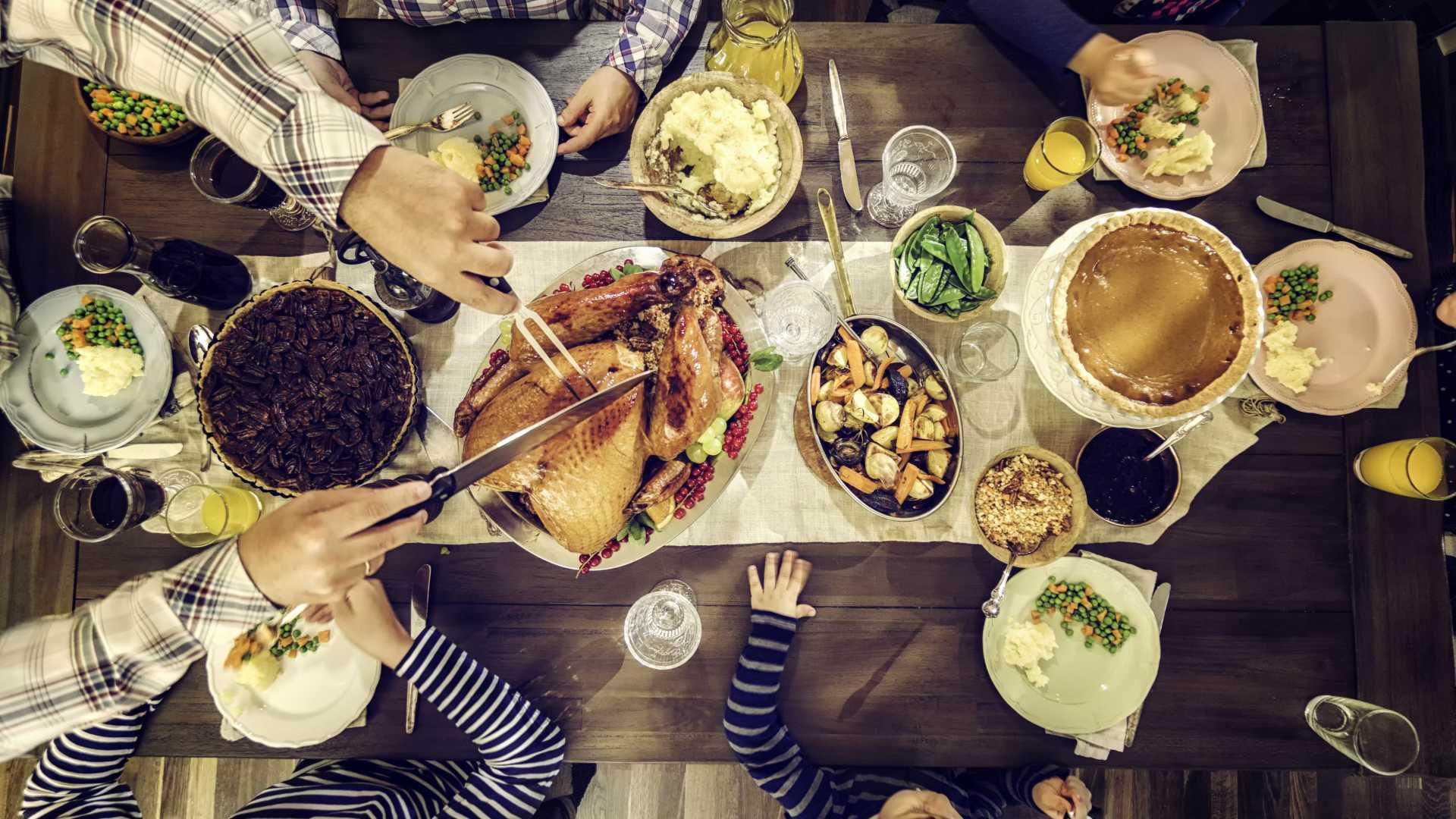 Apenas 8% das pessoas conseguem manter a dieta no fim de ano