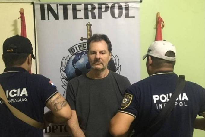Bruno Faria, doleiro investigado na Lava Jato, é preso no Paraguai