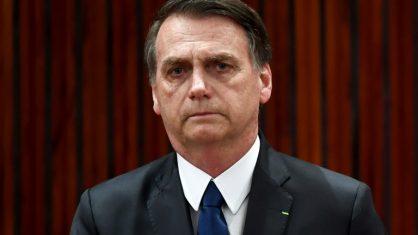 Bolsonaro pede apoio para garantias a agentes públicos de segurança