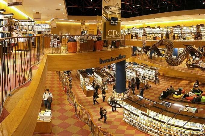 Crise nas livrarias Cultura e Saraiva abala o cenário editorial no Brasil