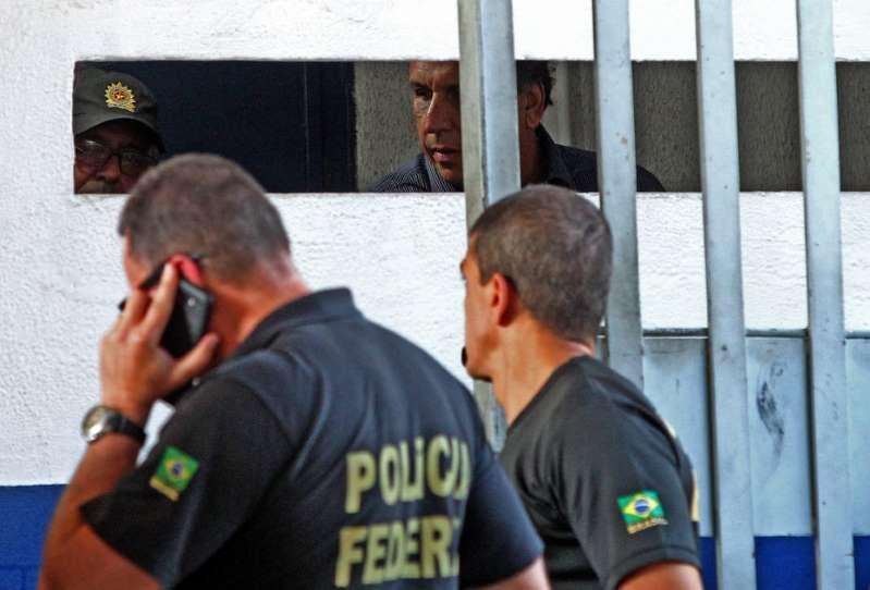 STF nega liberdade a Pezão