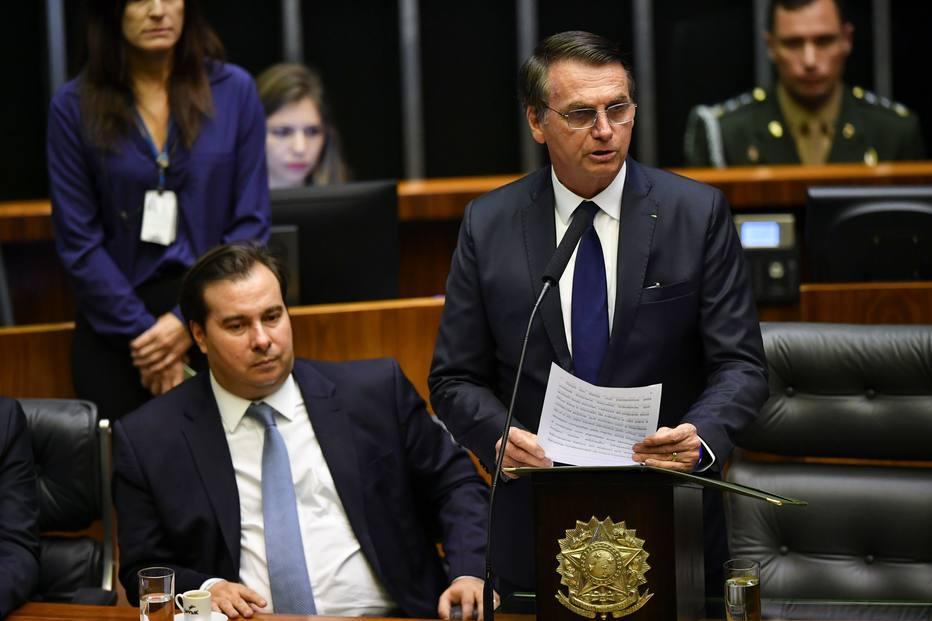 Fala de Bolsonaro sobre 'livrar' o País do Socialismo repercute no mundo