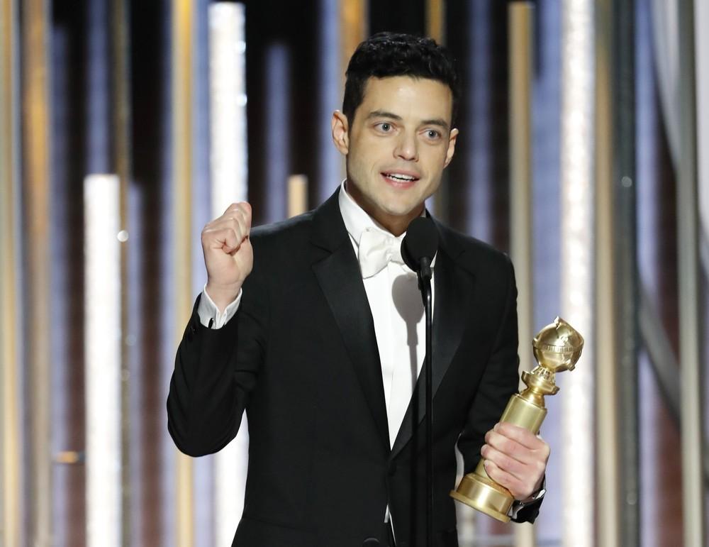 Globo de Ouro 2019: a transformação do ator Rami Malek para viver Freddie Mercury nas telas