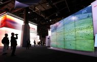 Tradutor instantâneo e TV ajustável são novidades em feira tecnológica