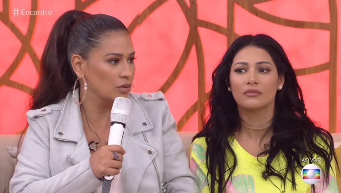 """Afastada, Simaria, reaparece com Simone na Globo, revela extremo sofrimento e desabafa: """"A gente já sofreu demais"""""""
