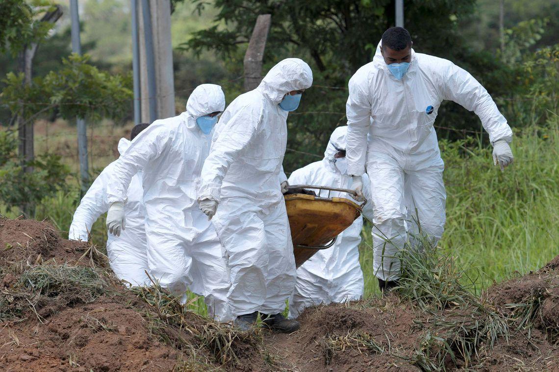 Identificação das vítimas de Brumadinho será com novas metodologias
