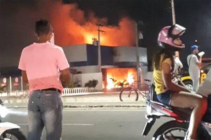 Após ataques, Força Nacional começa a atuar neste sábado no Ceará