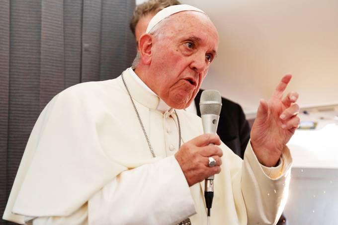 Papa rejeita que imigrantes sejam vistos como 'mal social'