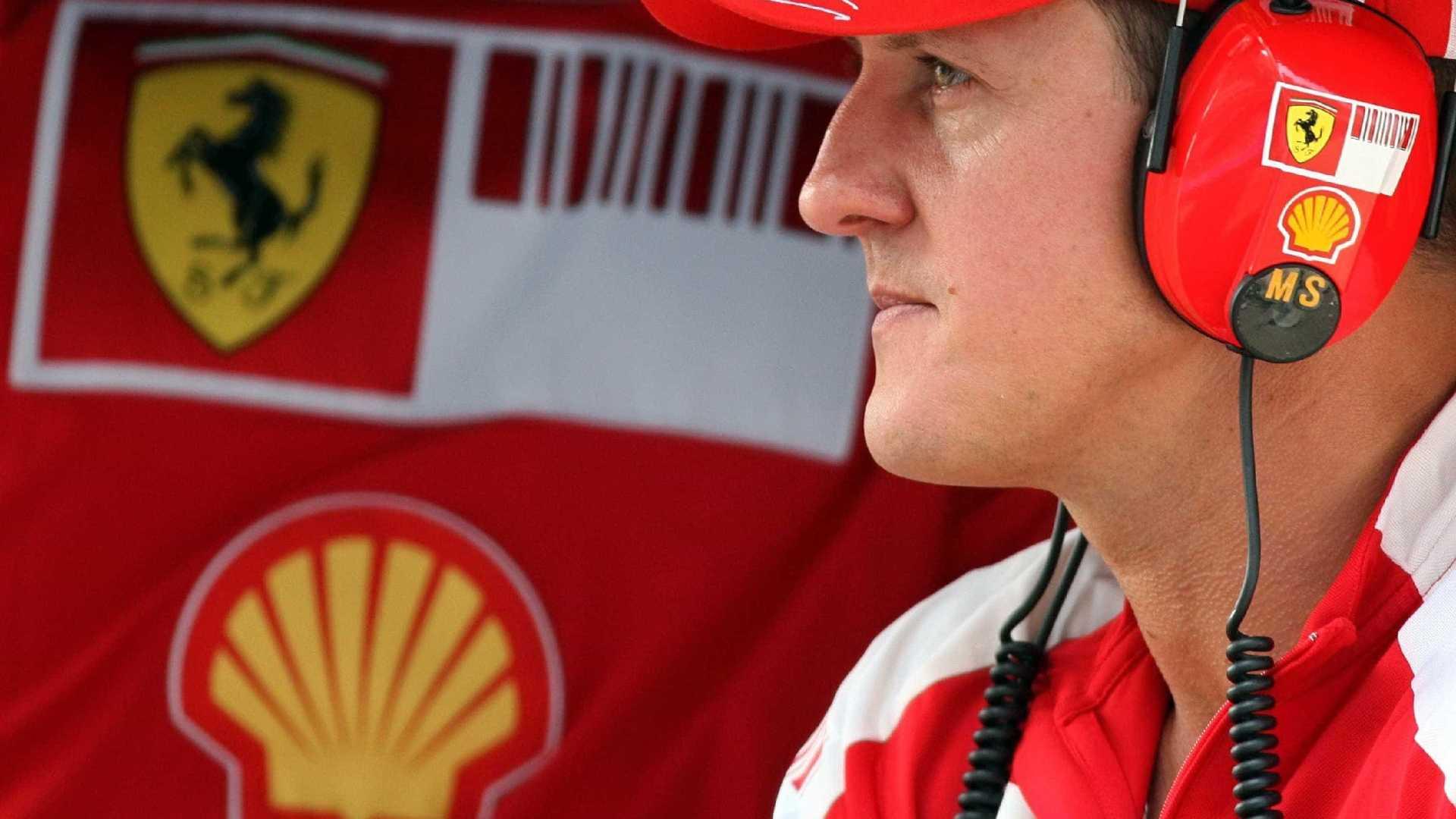Às vésperas do aniversário de Schumacher, esposa manda recado a fãs