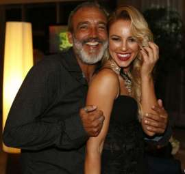 Paolla Oliveira e Papinha terminam namoro após 4 anos, diz jornal