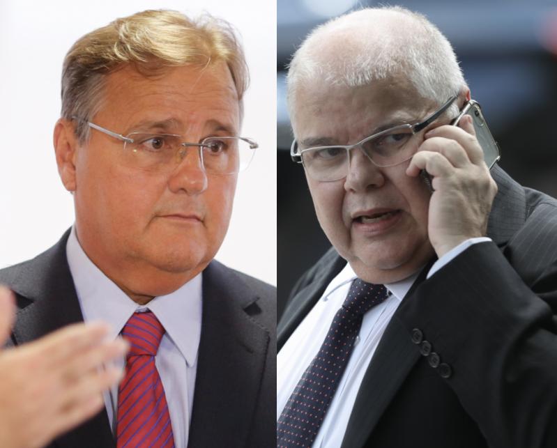 PGR reitera ao STF pedido de condenação de Geddel e Lúcio Vieira Lima