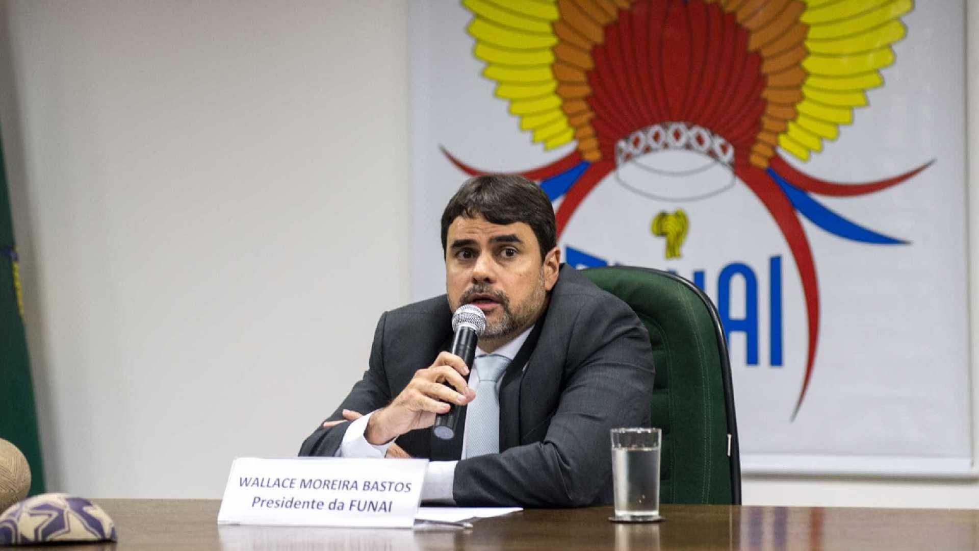 Presidente da Funai pede demissão do cargo
