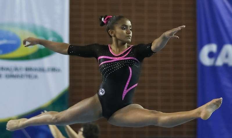 Revelação da ginástica, Jackelyne Silva falece aos 17 anos