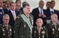 Novo comandante do Exército defende que militares fiquem fora da reforma