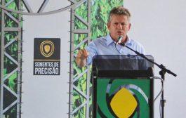 Mauro Mendes destaca que Fethab proporcionará maior investimento em infraestrutura no Estado