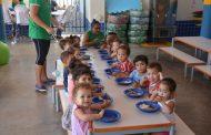 Rede de educação da prefeitura de Cuiabá serve mais de 86 mil refeições diariamente a seus alunos