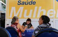 Várzea Grande: Unidade móvel oferece exames gratuitos de prevenção de câncer de mama e útero na Upa/Ipase