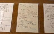 A curiosa confissão de Einstein revelada em manuscritos inéditos