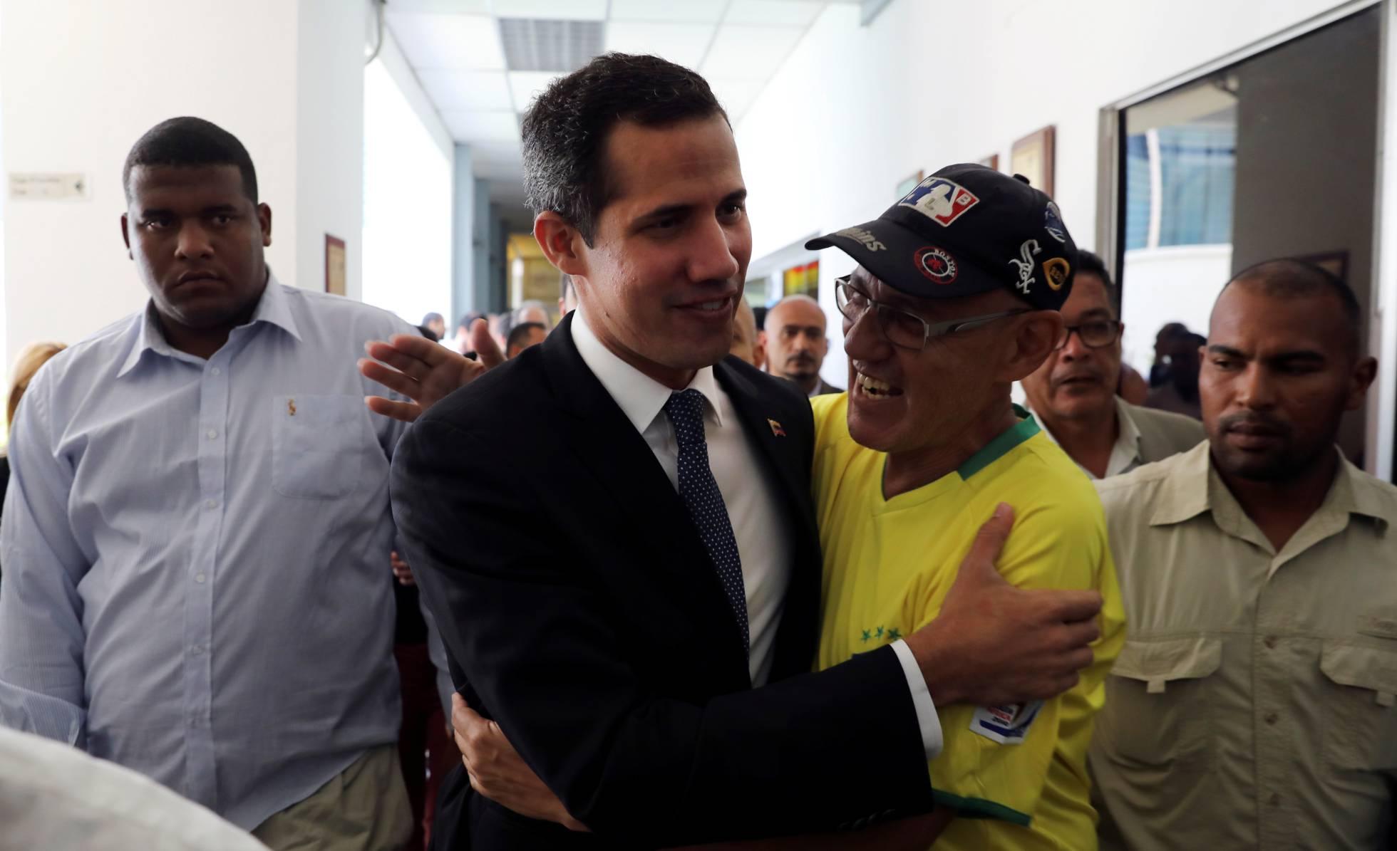 Regime de Maduro proíbe Juan Guaidó de ocupar cargos públicos por 15 anos