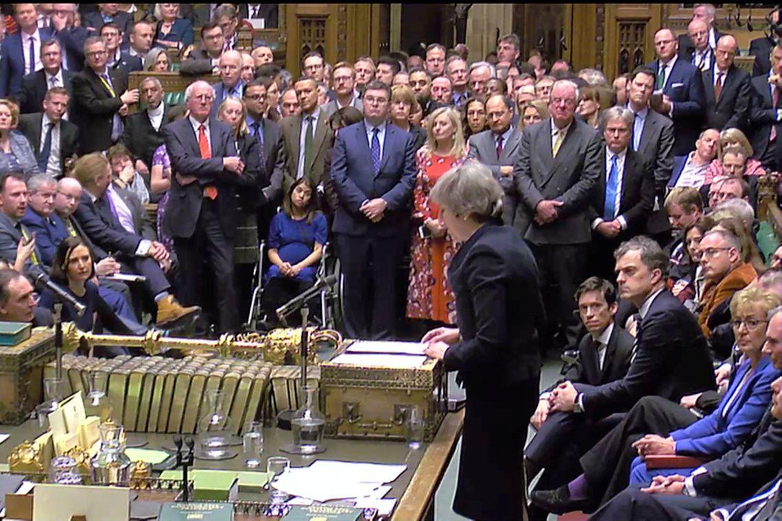 Pela segunda vez, Parlamento britânico rejeita acordo do Brexit