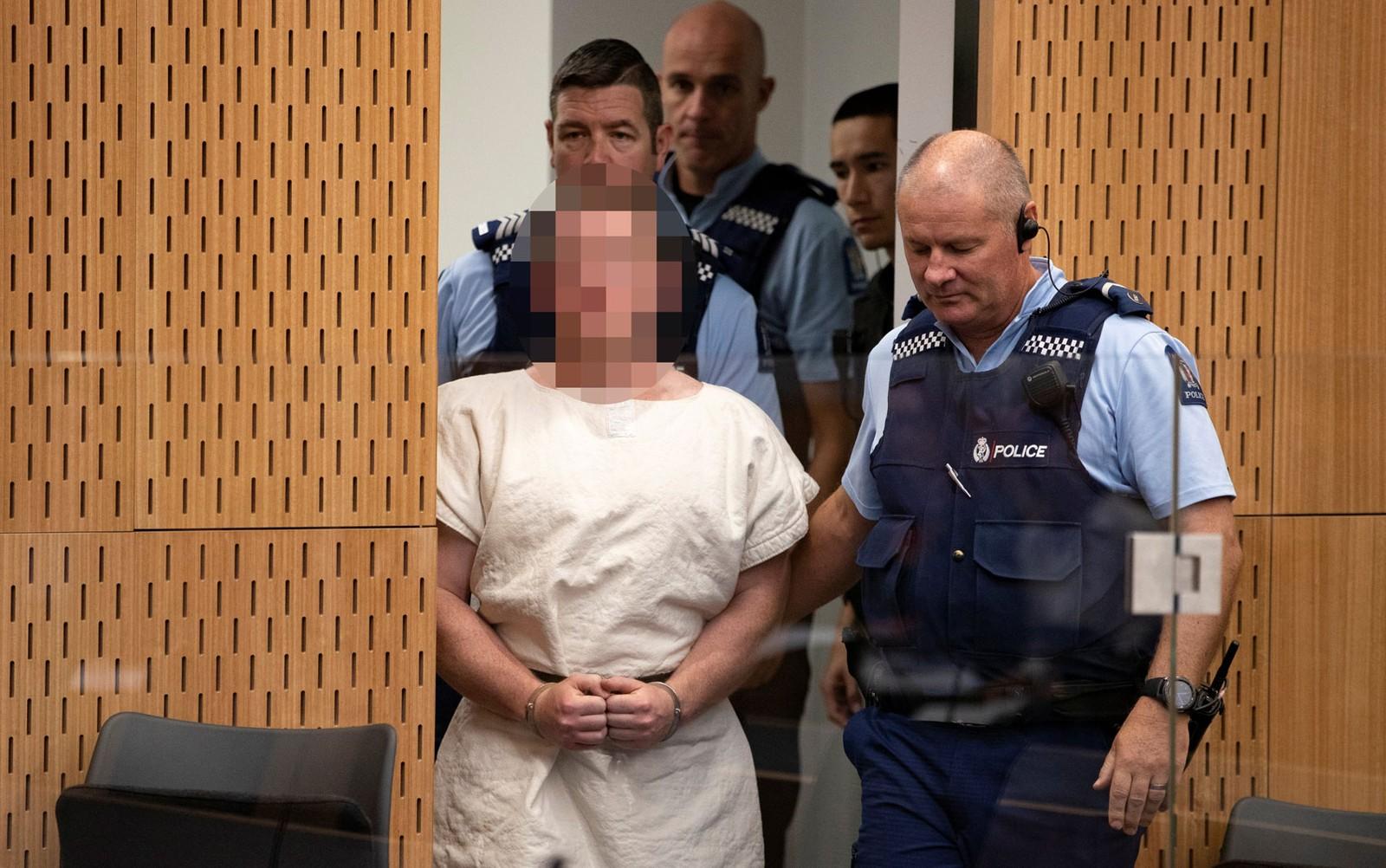 Australiano é acusado formalmente por homicídio após massacre em mesquitas na Nova Zelândia