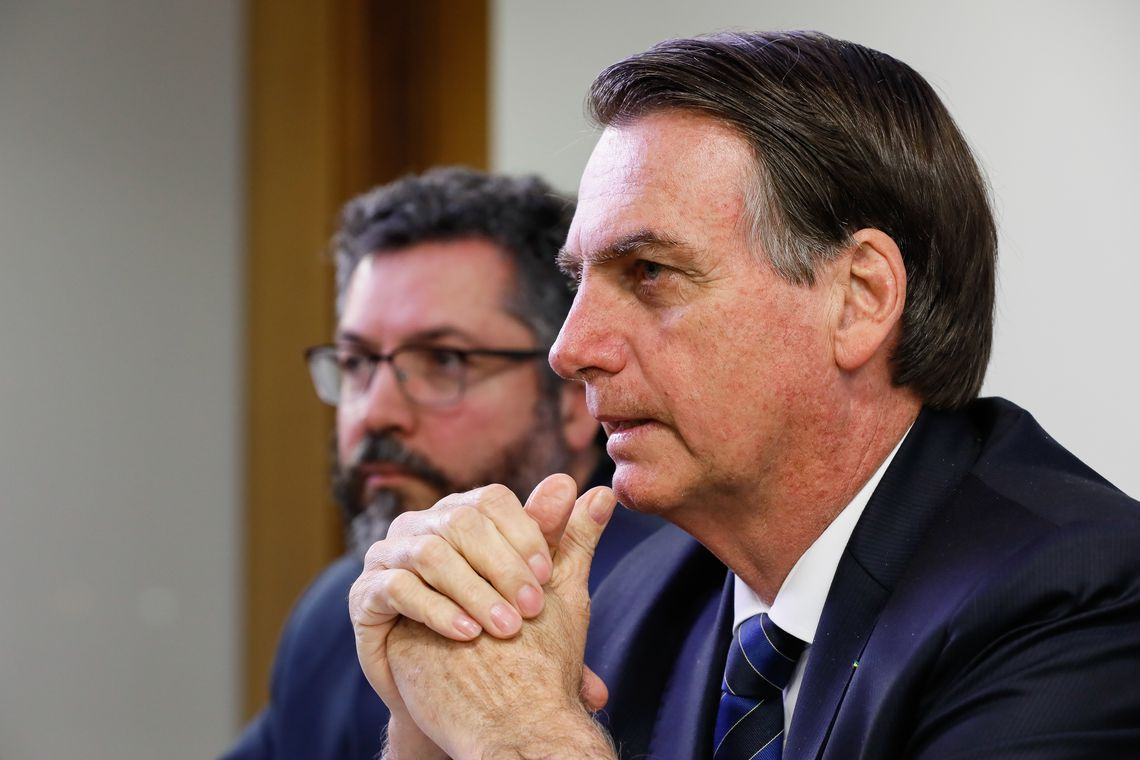 Bolsonaro confia em rápida tramitação da reforma da Previdência
