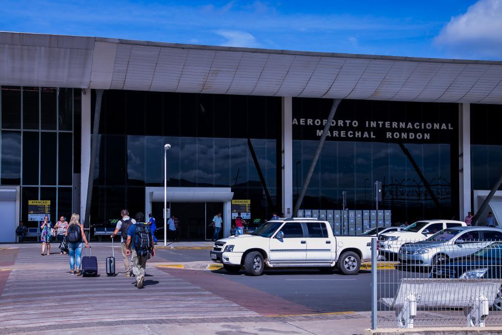 Aeroportos de MT vão a leilão nesta semana e agronegócio é atrativo principal