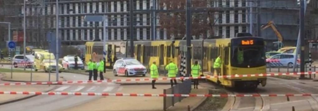 Ataque a tiros deixa feridos em Utrecht, na Holanda