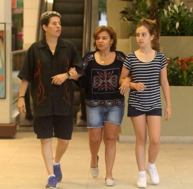 Claudia Rodrigues continua no CTI e não reconhece Filha nem Empresária