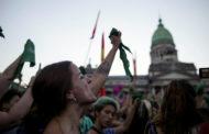Argentina aumenta cota de mulheres no Congresso para 50%
