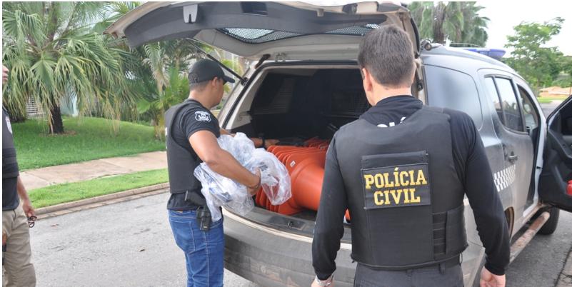 Polícia Civil deflagra operação para prisão de 128 envolvidos em fraude ambiental em MT