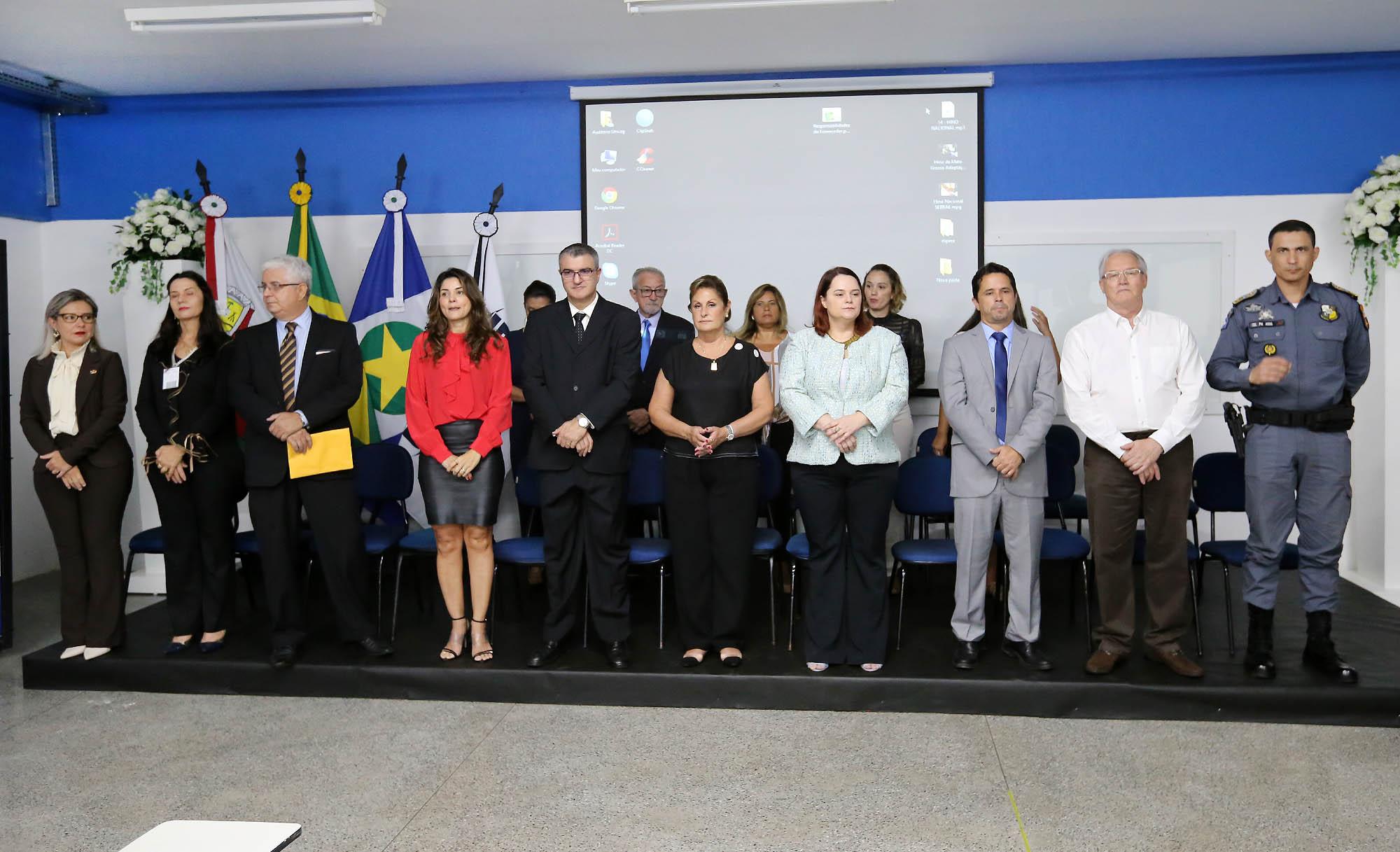 Várzea Grande : Parceiros ampliam ações em prol das mulheres vítimas de agressões